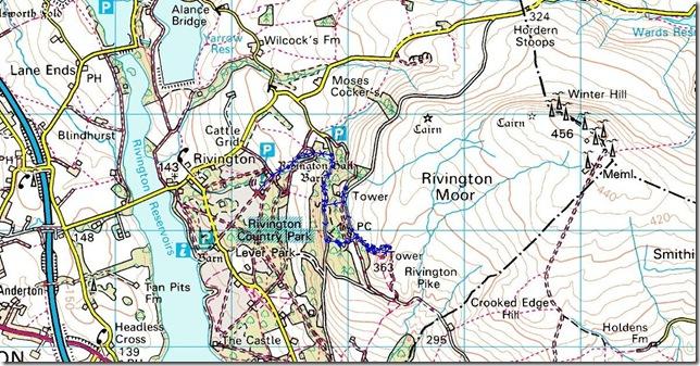 Sunday Afternoon Walk In Owen Park >> Sharkey's Dream - An Afternoon On Rivington Pike